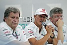 Schumachernek is nagy szerepe van a Mercedes idei sikerében - a csapat nem pihen télen