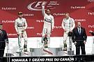"""Ma Bottas volt a finn """"Jégember"""": Szép harmadik hely a Williamsnek Kanadában"""
