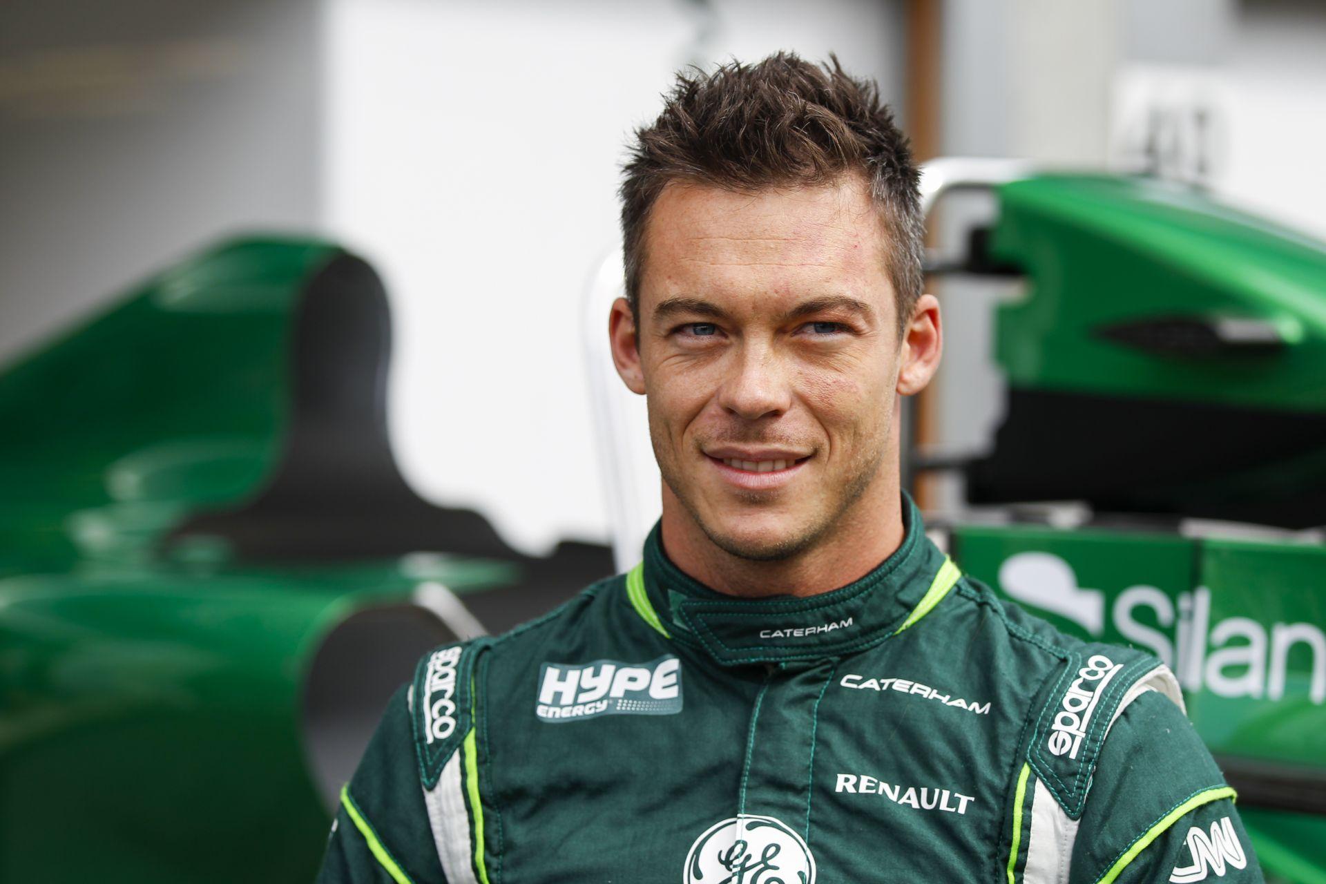 Caterham: Merhi nem versenyezhet Monzában?! Jöhet Lotterer?! Kobayashi nem opció