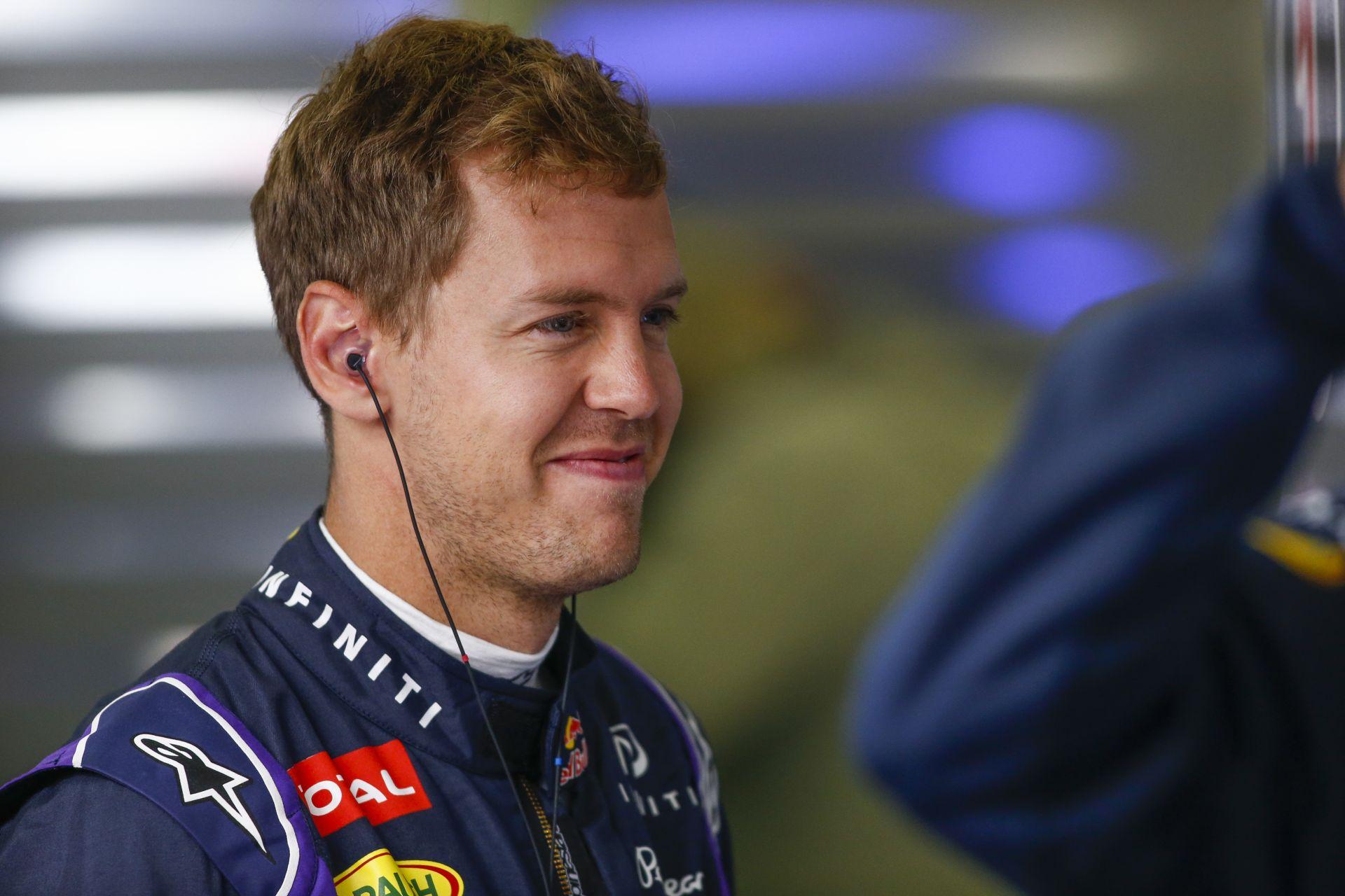 Vettel: Ha Rosberg szándékosan csinált defektet Hamiltonnak, akkor jobb mint én!