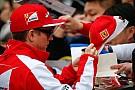 Olasz sajtó: Raikkönen a Ferrarinál maradhat, ha kevesebb pénzt kér
