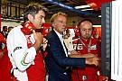 Raikkonen szimulátorban, Montezemolo bajban: nehéz idők járnak a Ferrarinál
