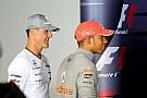 Hamilton: Csak a következő bajnoki címre koncentrálok, nem Schumi rekordjára!