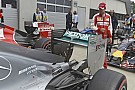 Vettel szeretett volna ma egy serleget: a Mercedes könnyedén durrant oda  motornak
