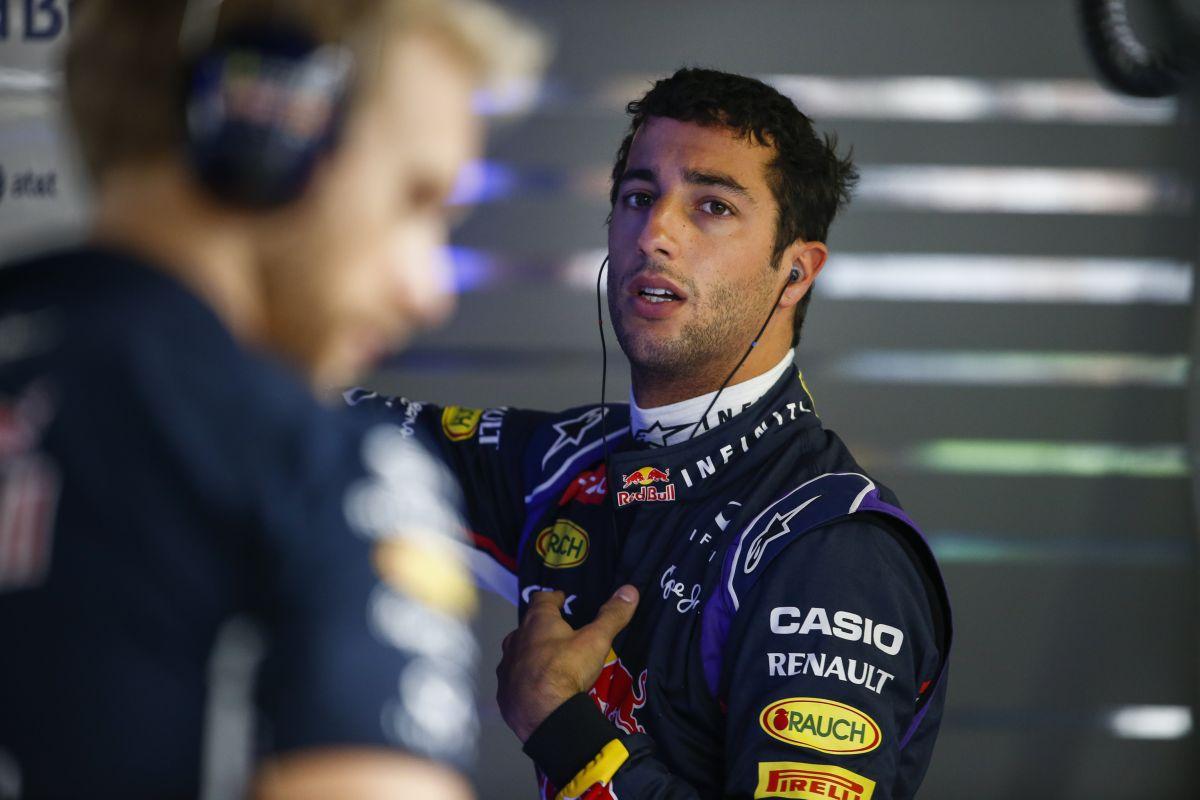 Ricciardo kényelmesen érzi magát az RB10-ben, ezért is ilyen jó a futamokon
