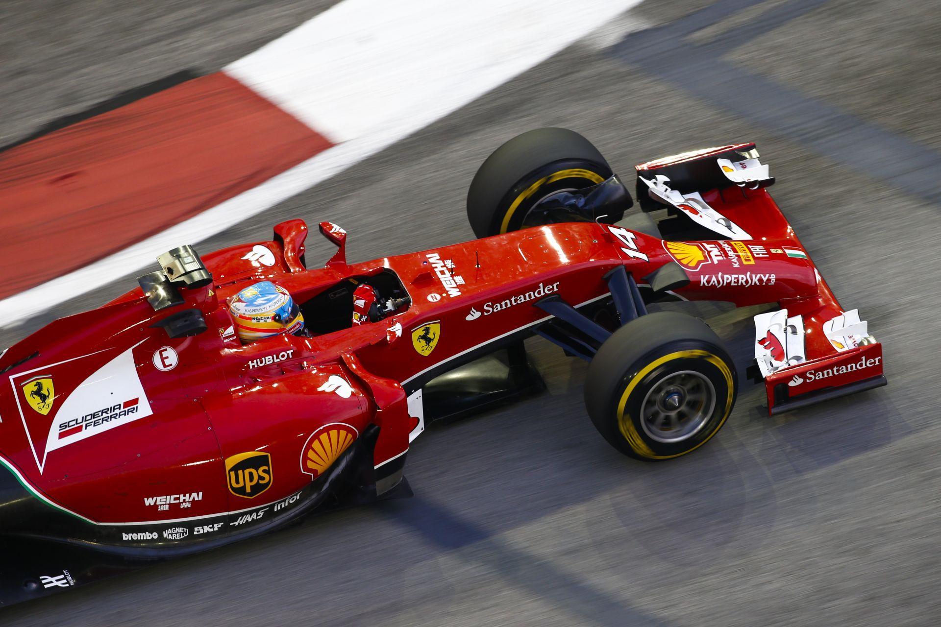 Megint gyorsnak tűnik a Ferrari, de mindez csak egy szomorú illúzió?