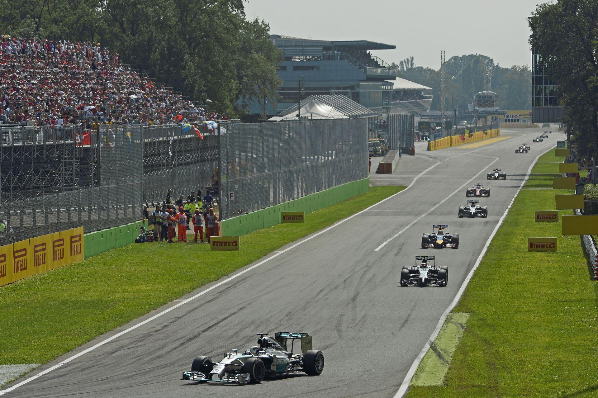 Monza: A legvégső megoldás, hogy Imolával váltakozva rendezünk Olasz Nagydíjat