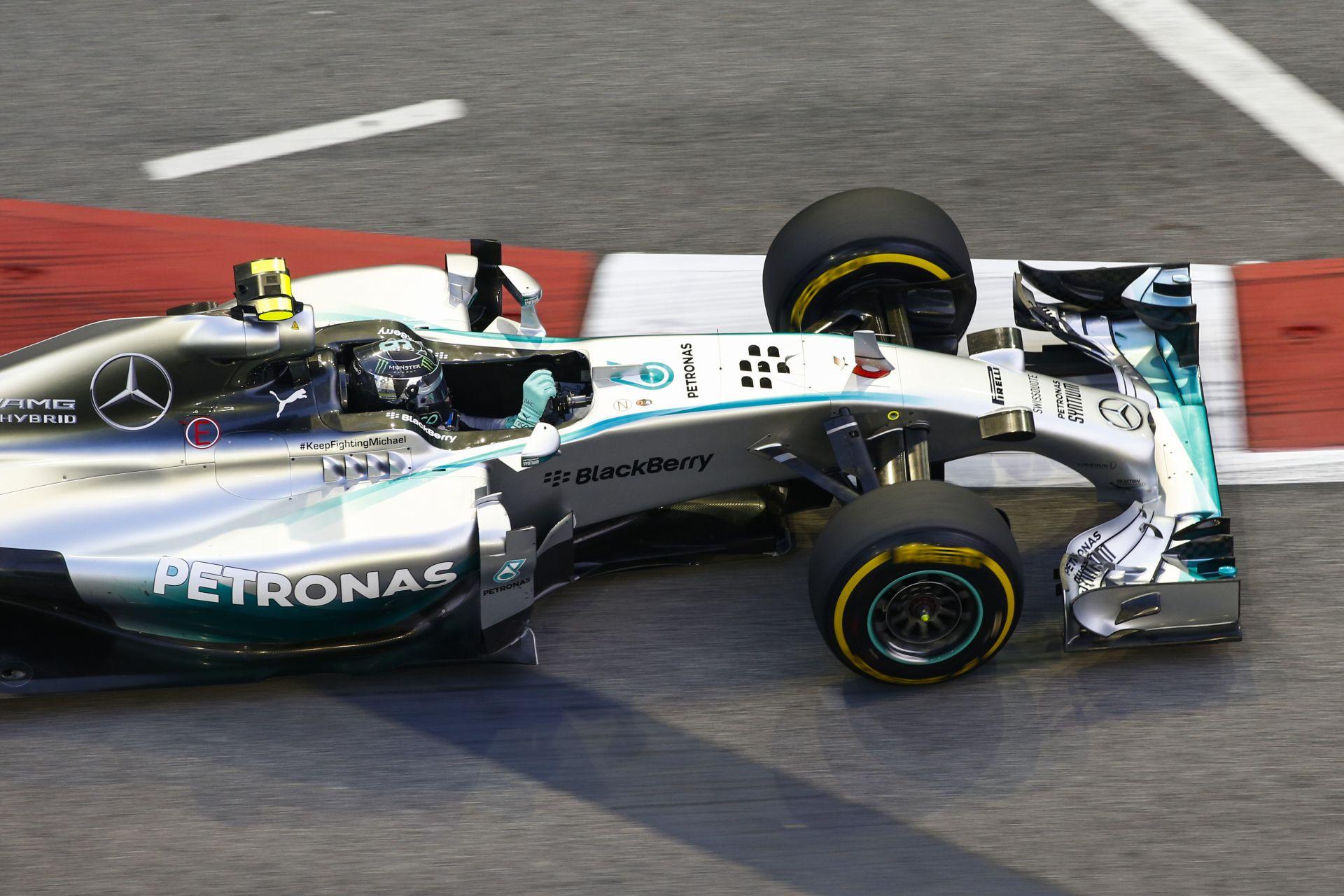 A Mercedes megkettőzött erővel dolgozik a megbízhatóságon Rosberg kiesése után