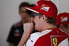 Räikkönen ismét hozta a formáját: A 2007-es brit győzelmem idén nem segít nekünk!