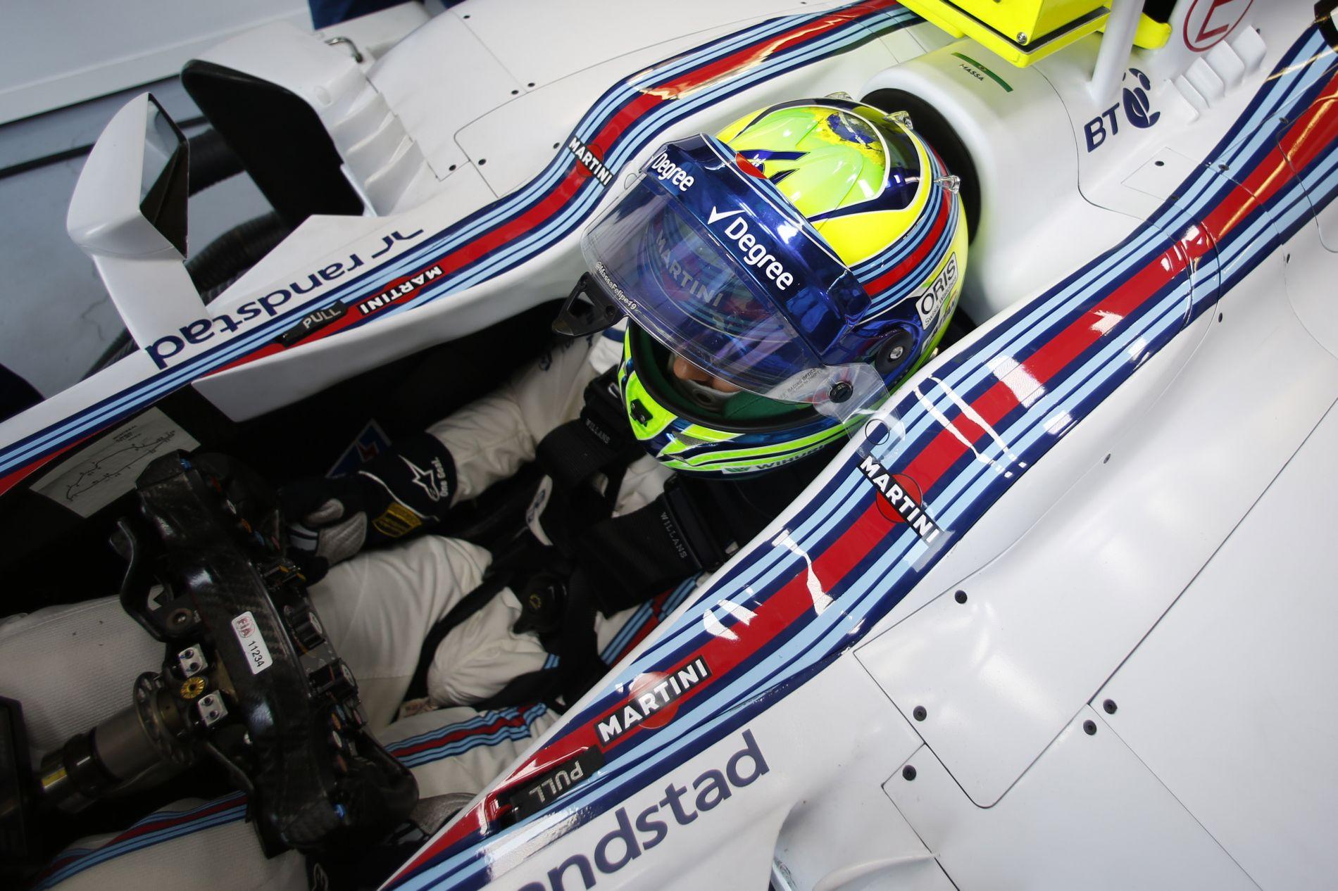 A Williams nagyon bízik a hazai pályában: zsinórban a harmadik dobogó?