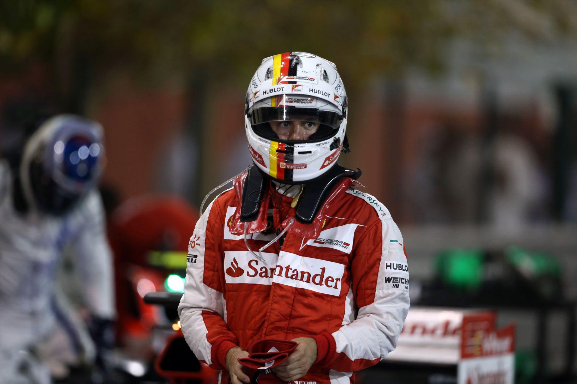 Vettel: Még mindig a Mercedesé a legerősebb csomag, de hajtunk a Ferrarival!