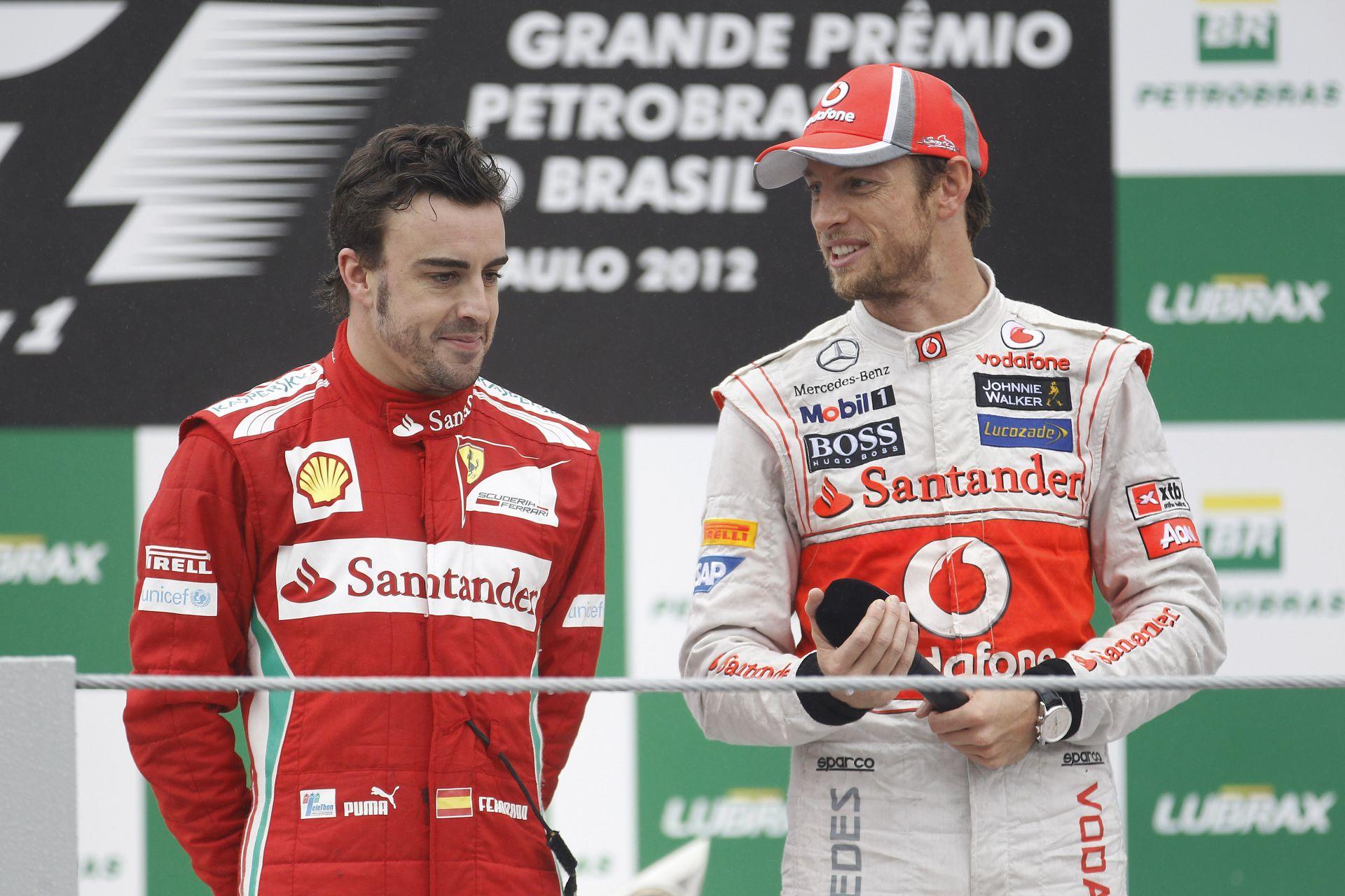 Alonso vonultathatja vissza Buttont, ha úgy dönt, aláír a McLaren-Hondához