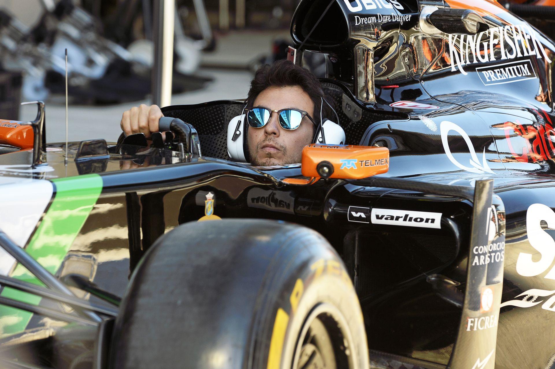 Perez megerősítette: Nem lesznek fejlesztések Silverstone előtt