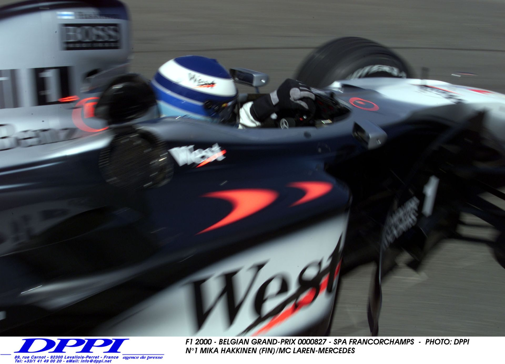 15 éve ilyen hangos volt a Forma-1 Spa Francorchamps-ban: Brutális, elképesztő, minden, ami jó!