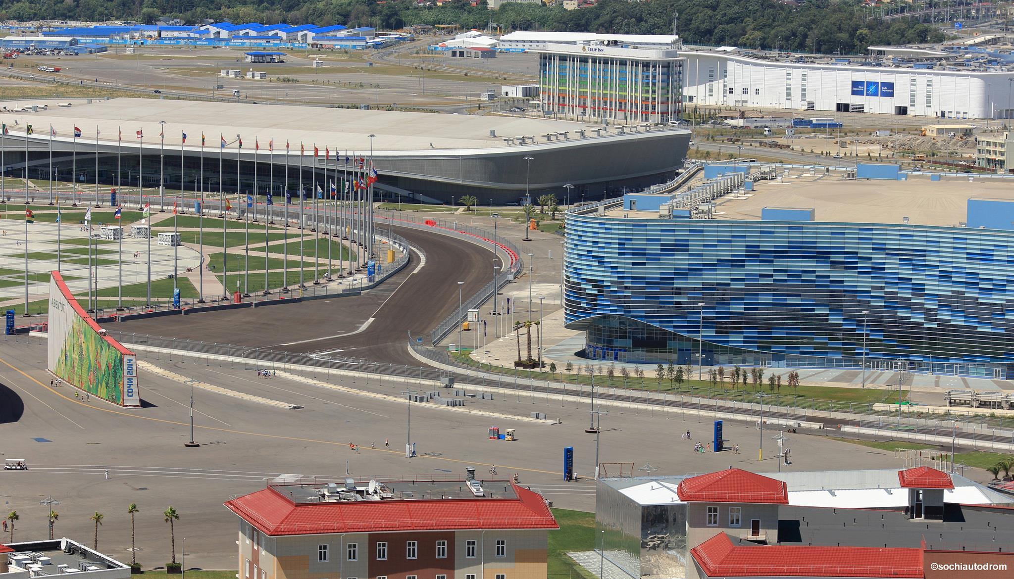 Zöld utat kapott az Orosz Nagydíj a Forma-1-ben: Minden rendben van a pályán!