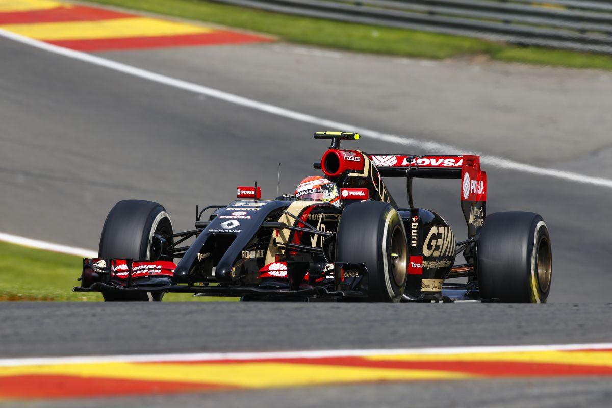 Maldonado számára nincs lehetetlen: így is el lehet dobni a gépet Spában!
