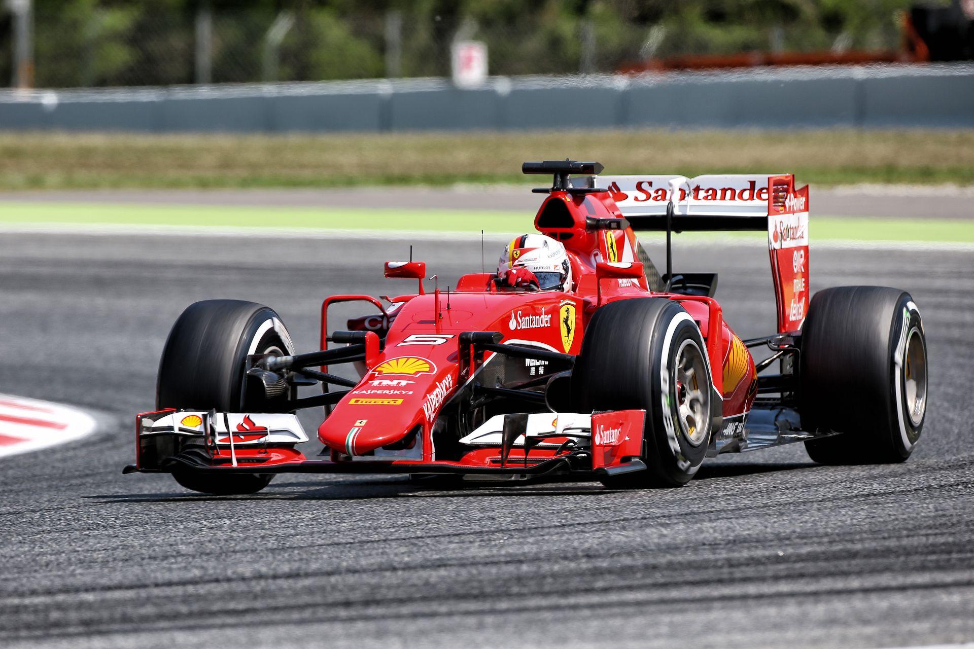 Ez ám az exkluzív F1-es anyag: Majdnem 2 óra onboard a Spanyol Nagydíjról!