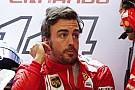Alonso csúnyán elverte Raikkönent az időmérőn Belgiumban