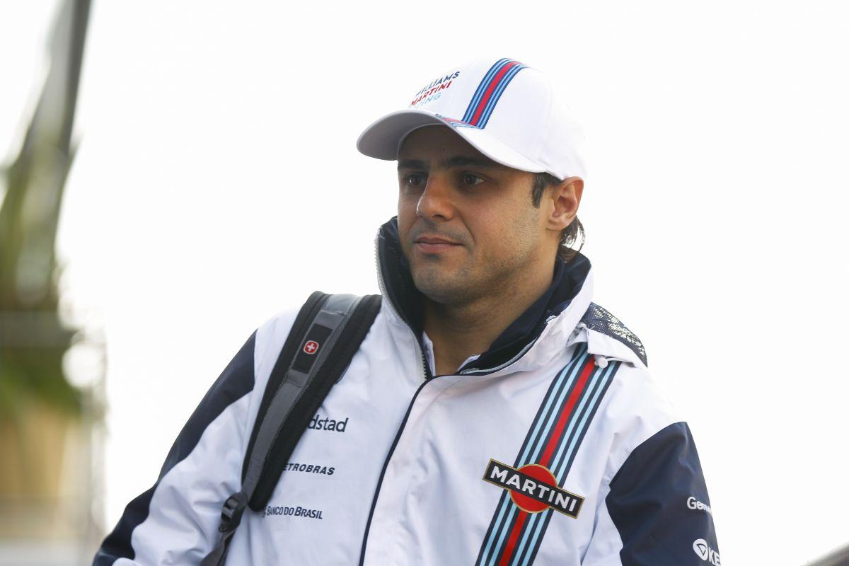 Massa autója tele lett Hamilton gumijával: a brazil 2 másodpercet bukott körönként