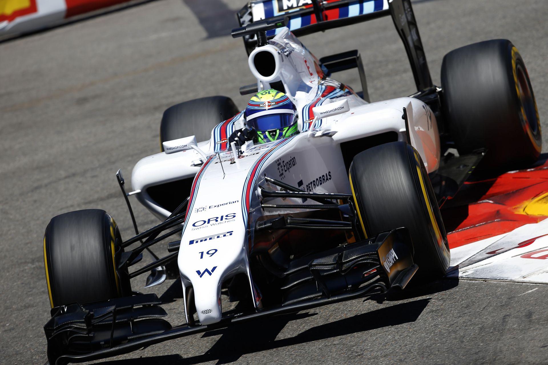 Williams: Massa és Bottas is tudja, Monaco rendkívül különleges
