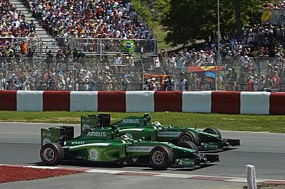 Röviden: Ex-F1-es versenyző lesz a Caterham csapatvezetője
