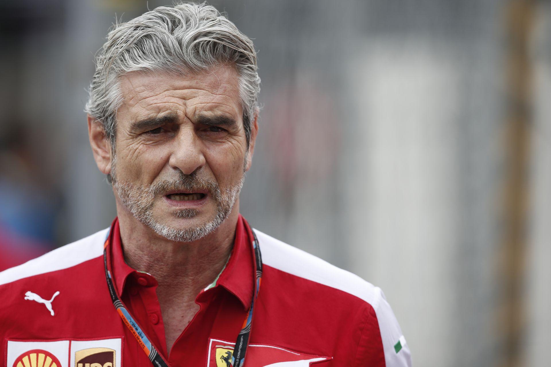 A Ferrari besokallt: elég a spekulációkból - a csapatfőnök néha csak a mosdóba siet!