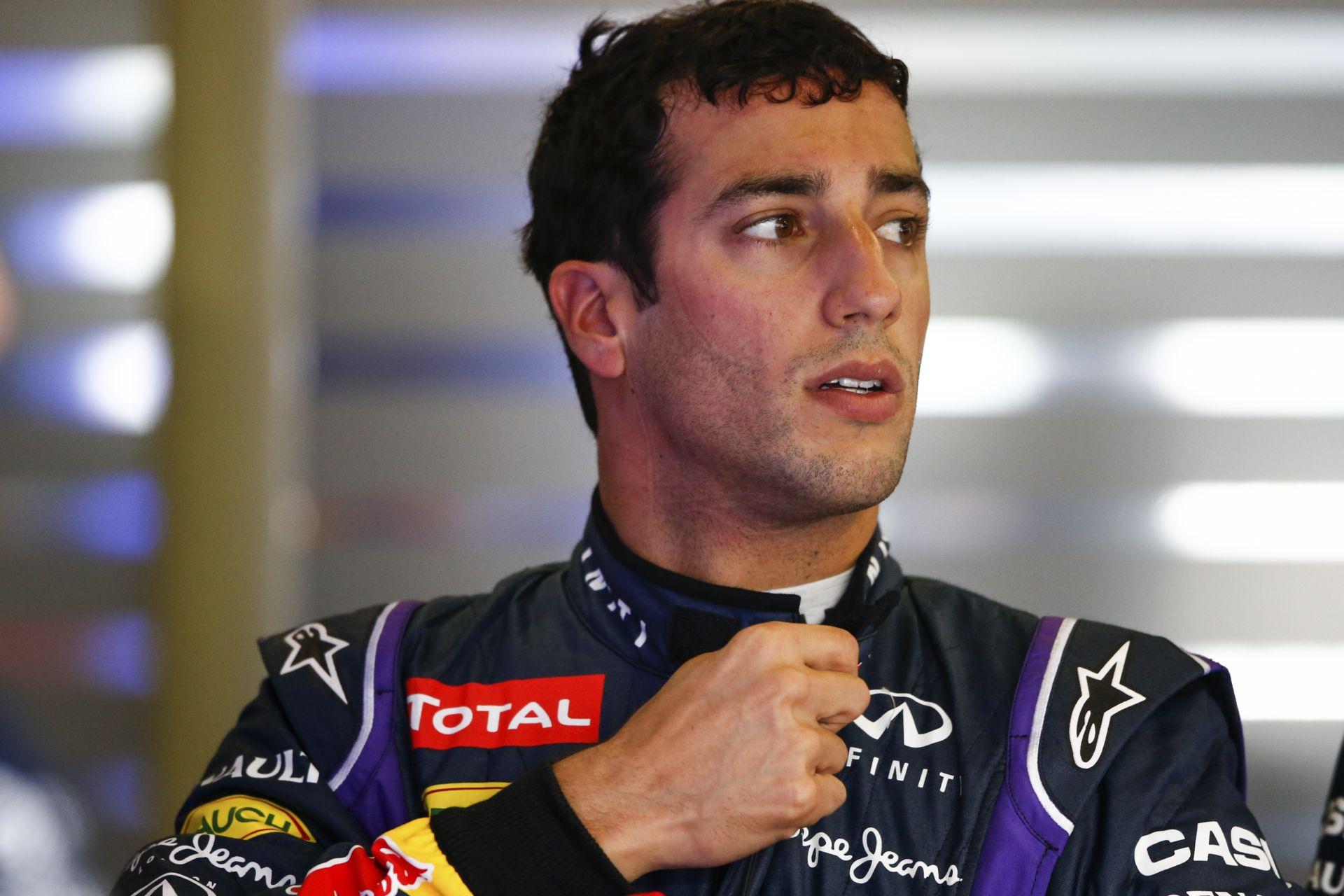 A Red Bull elismerte, tönkretette Ricciardo időmérő edzését