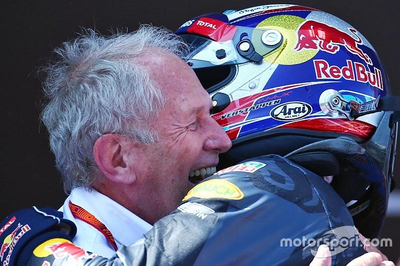 Chandhok défend l'approche de Marko avec les pilotes Red Bull