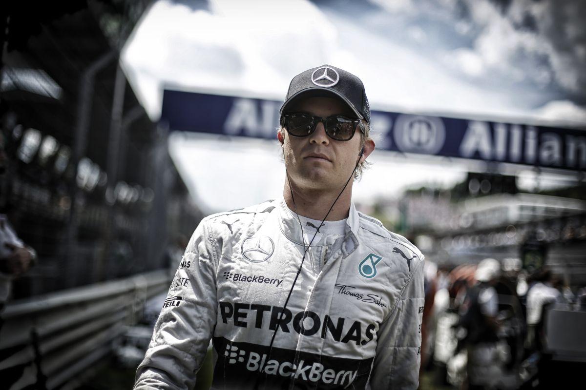 Rosberg és a származás: nem vagyok annyira brit, mint Hamilton