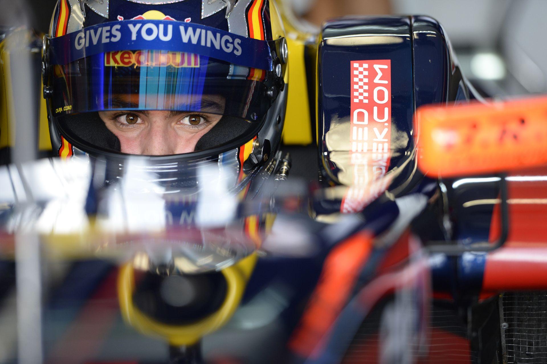 Sainz Jr már a Német Nagydíjon debütálhat a Forma-1-ben: Kobayashi, vagy Ericsson repül?