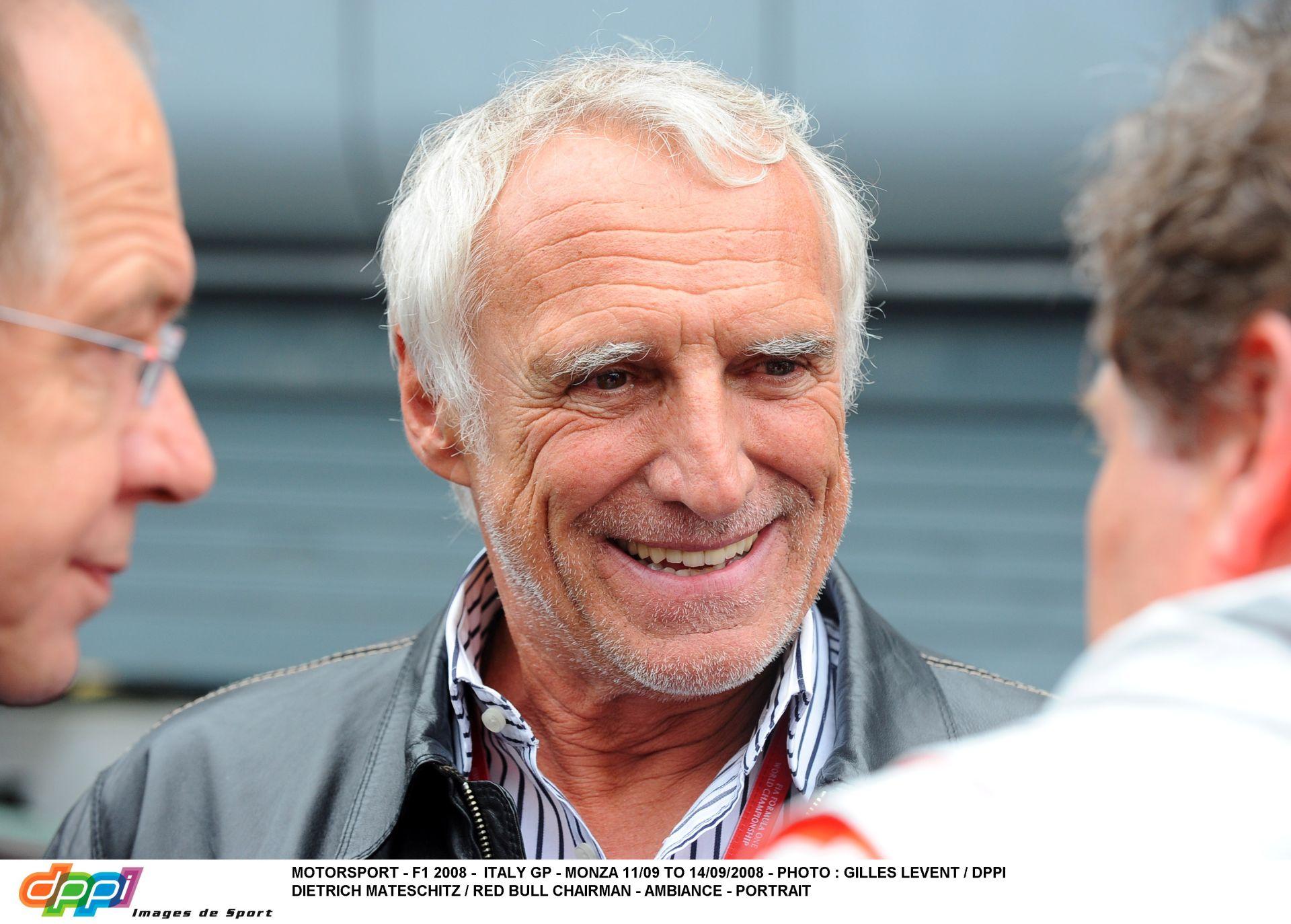 Dietrich Mateschitz: A Red Bull jövője a motortól függ