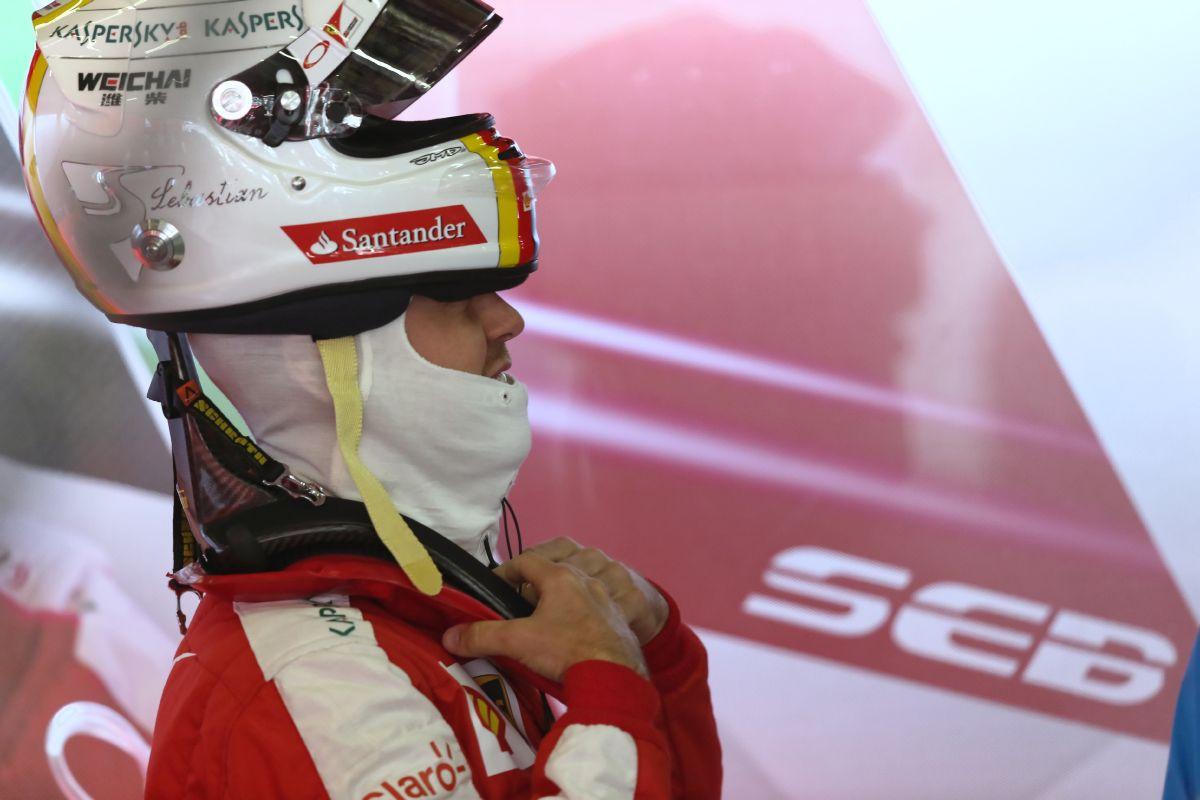 Jó hír, hogy a Ferrari ismét a Mercedes mögött, rossz, hogy Sanghaj nem Sepang