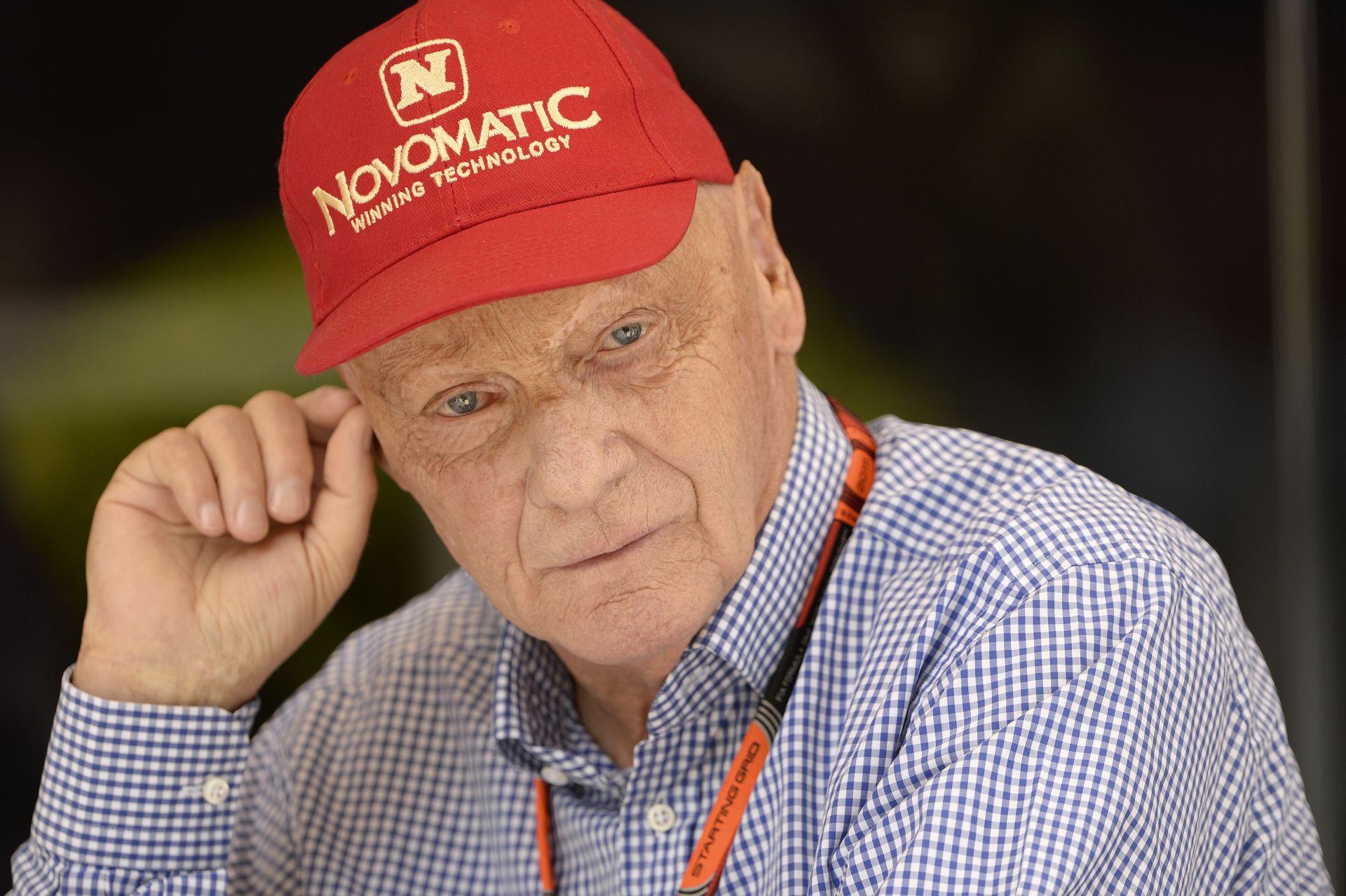 Niki Lauda: 20 Mercedes motor sem lenne gond!