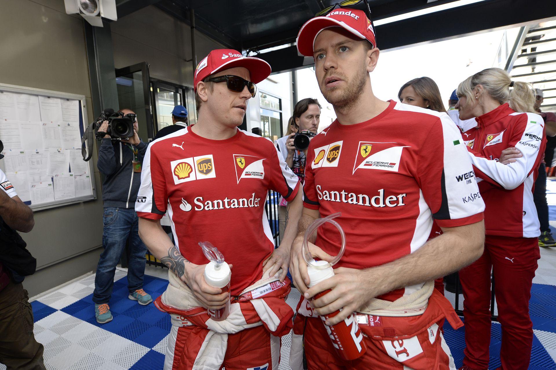 Nem lesz ciki Raikkönennek, ha megint kikap a csapattársától a Ferrarinál?