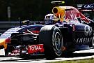 Ricciardo megint tartolt, addig Vettel kis híján rommá törte a Red Bullt a Hungaroringen