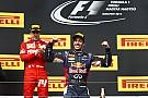 Valakinek le kell győznie a Mercedest: Ricciardónak ma másodszorra sikerült