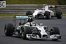 Magyar Nagydíj 2014: Rosberg volt a leggyorsabb Ricciardo és Bottas előtt