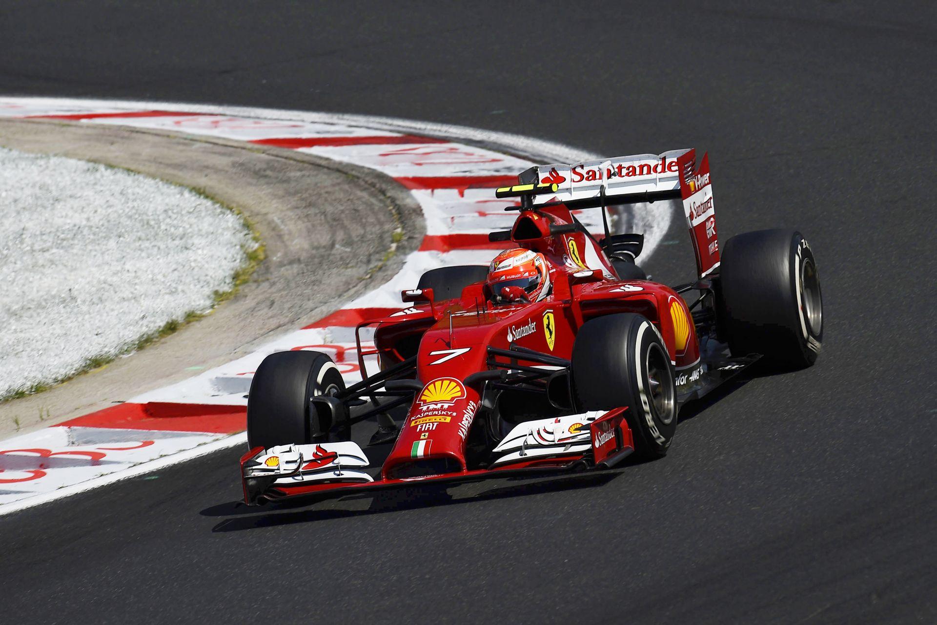 Raikkönen apró lépésekben halad előre a Ferrarinál, ami nem túl jó, de jobb, mint a semmi