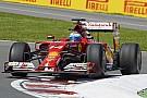 Alonso boldog, mert működni látszik az átépített Ferrari