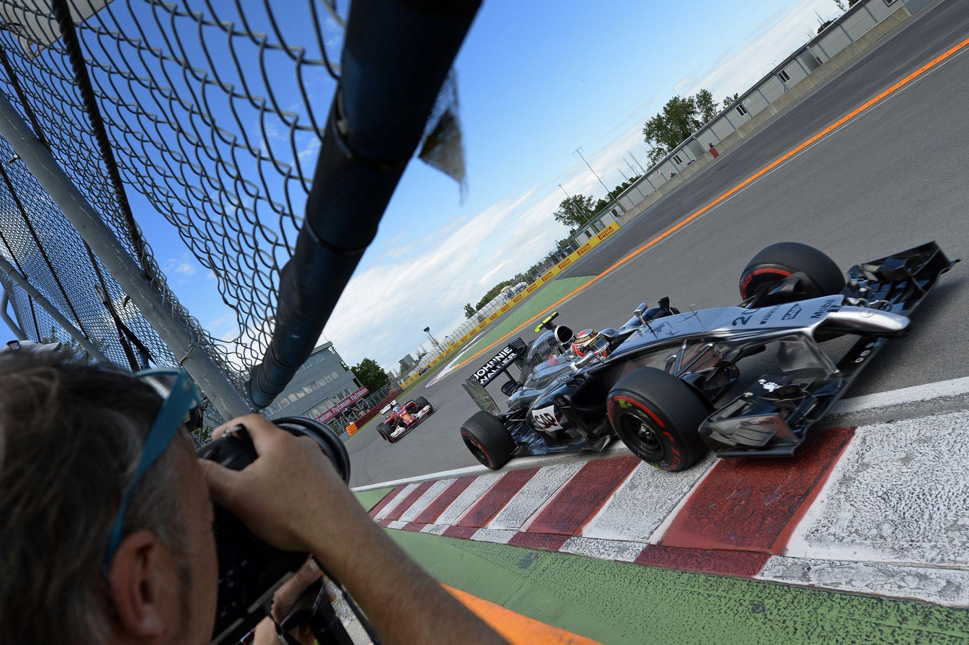 McLaren: Button a maximumot hozta ki az autóból, Magnussen harcolni fog