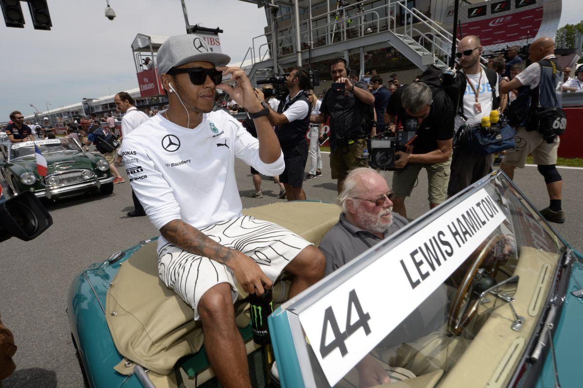 Minden megfőtt Hamilton Mercedesében: semmit sem tehetett a brit