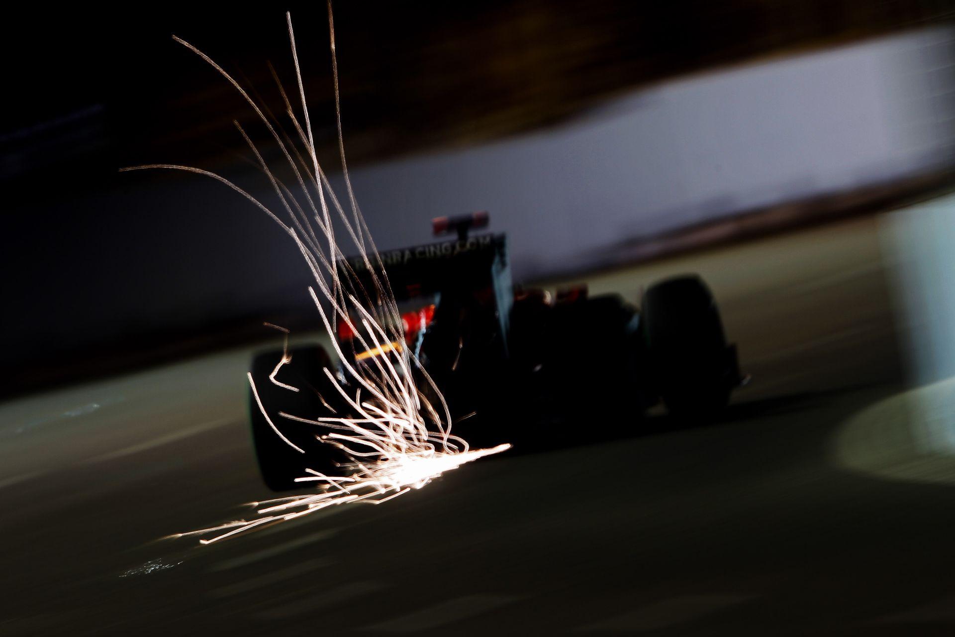 Szikrázni fog a Ferrari és a Mercedes az Osztrák Nagydíjon: Egy érdekes teszt a látvány miatt