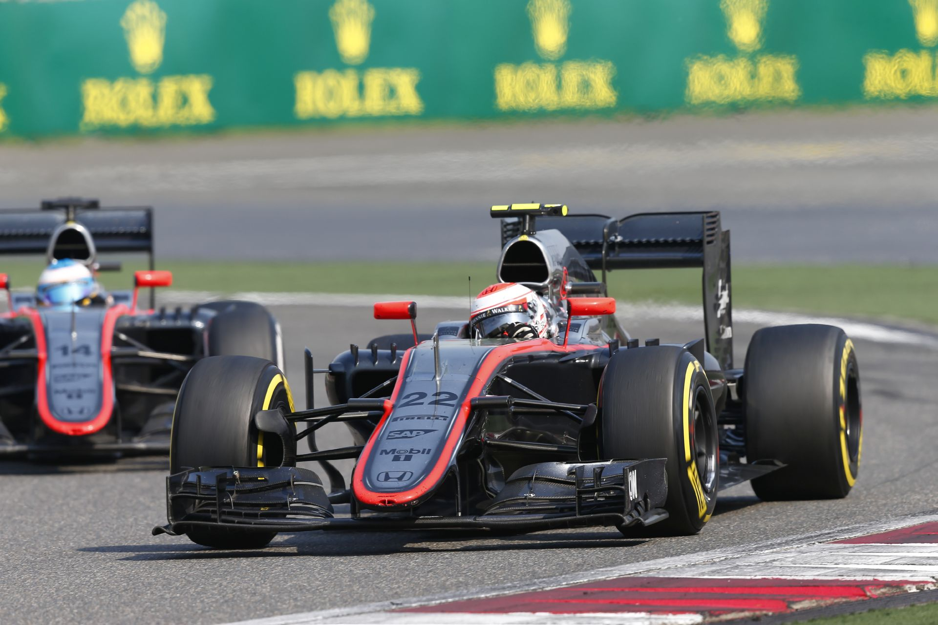 A McLaren az utolsó nagydíjig fejleszteni fogja az MP4-30-at