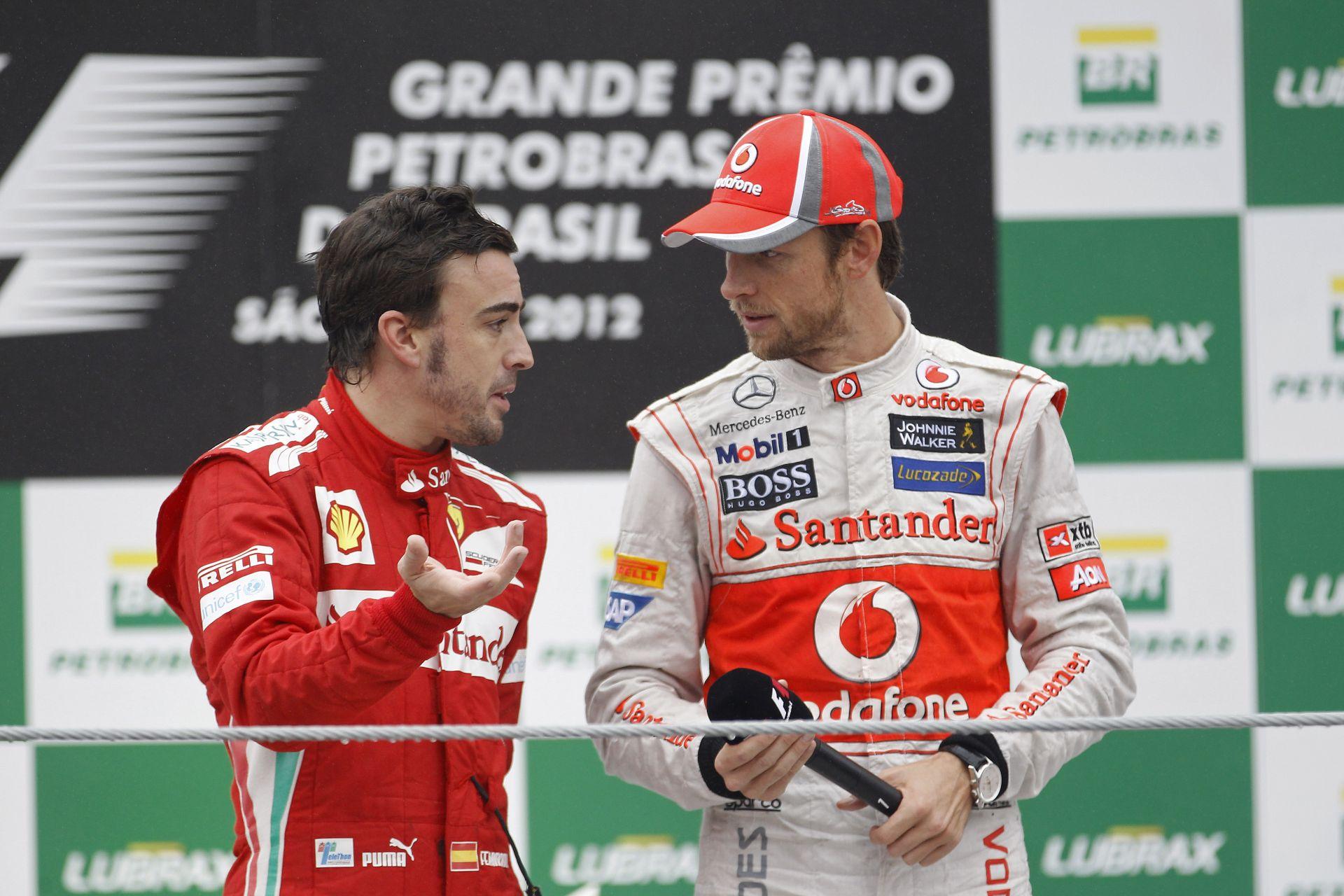 Alonso-Button páros a McLaren-Hondánál? Hamilton, mint divatgyilkos, vagy divatdiktátor?