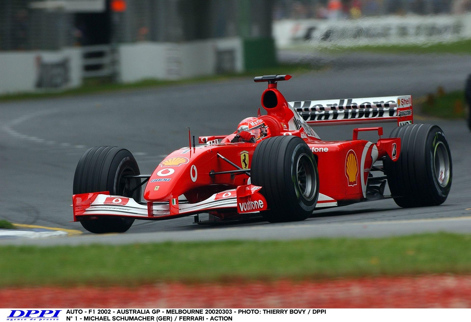 10 nap múlva Ausztrál Nagydíj: Trulli Vs. Schumacher Vs. Montoya