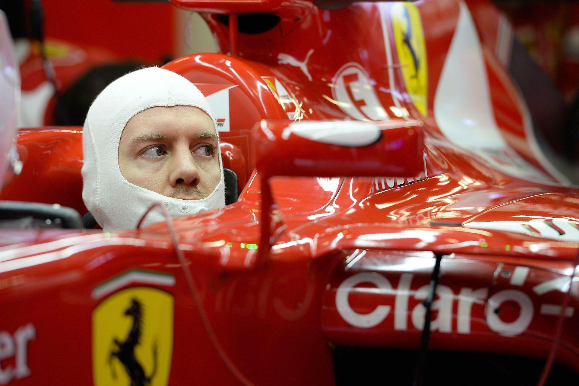 A Ferrarinak leesett az álla Vettel precizitásától: Jobb, mint Alonso?