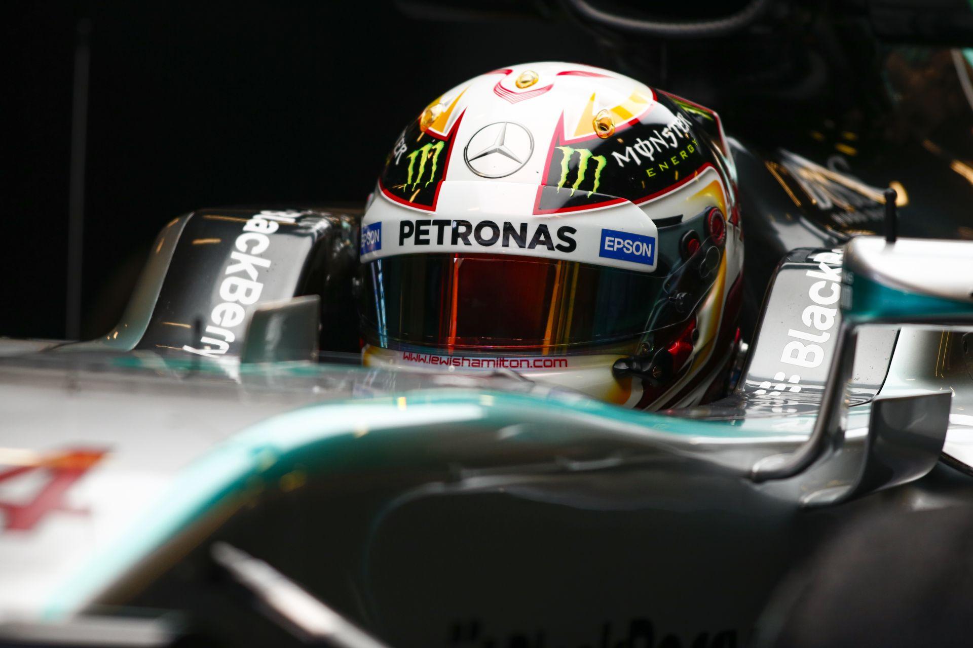 Lewis Hamilton még szenzációs dolgokat mutathat a Forma-1-ben