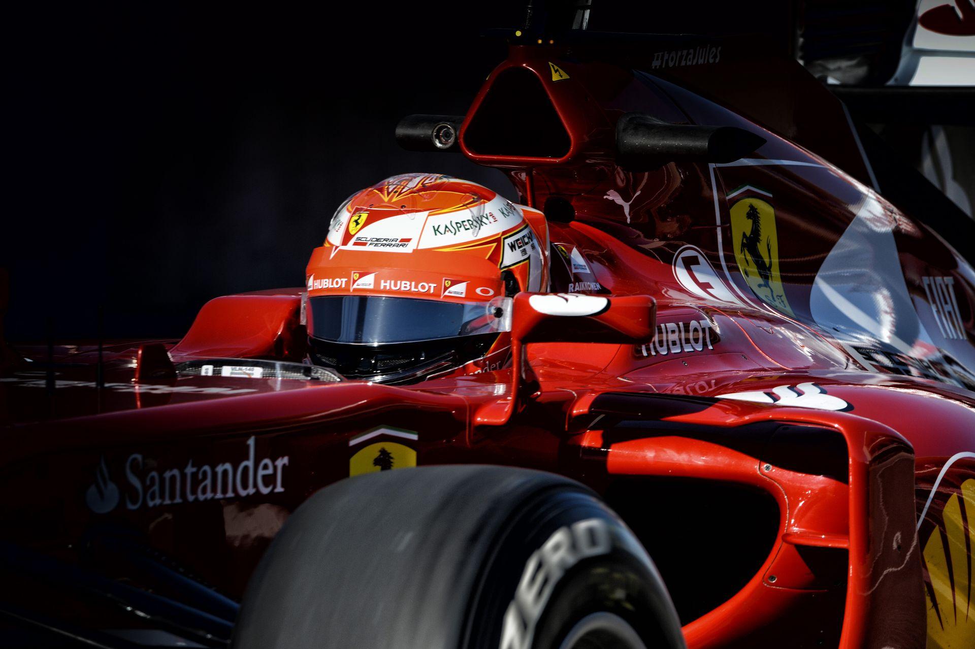 Raikkönen: Régóta ismerem a Ferrarit, de most nagyon jó a hangulat, és el fogjuk érni a céljainkat!