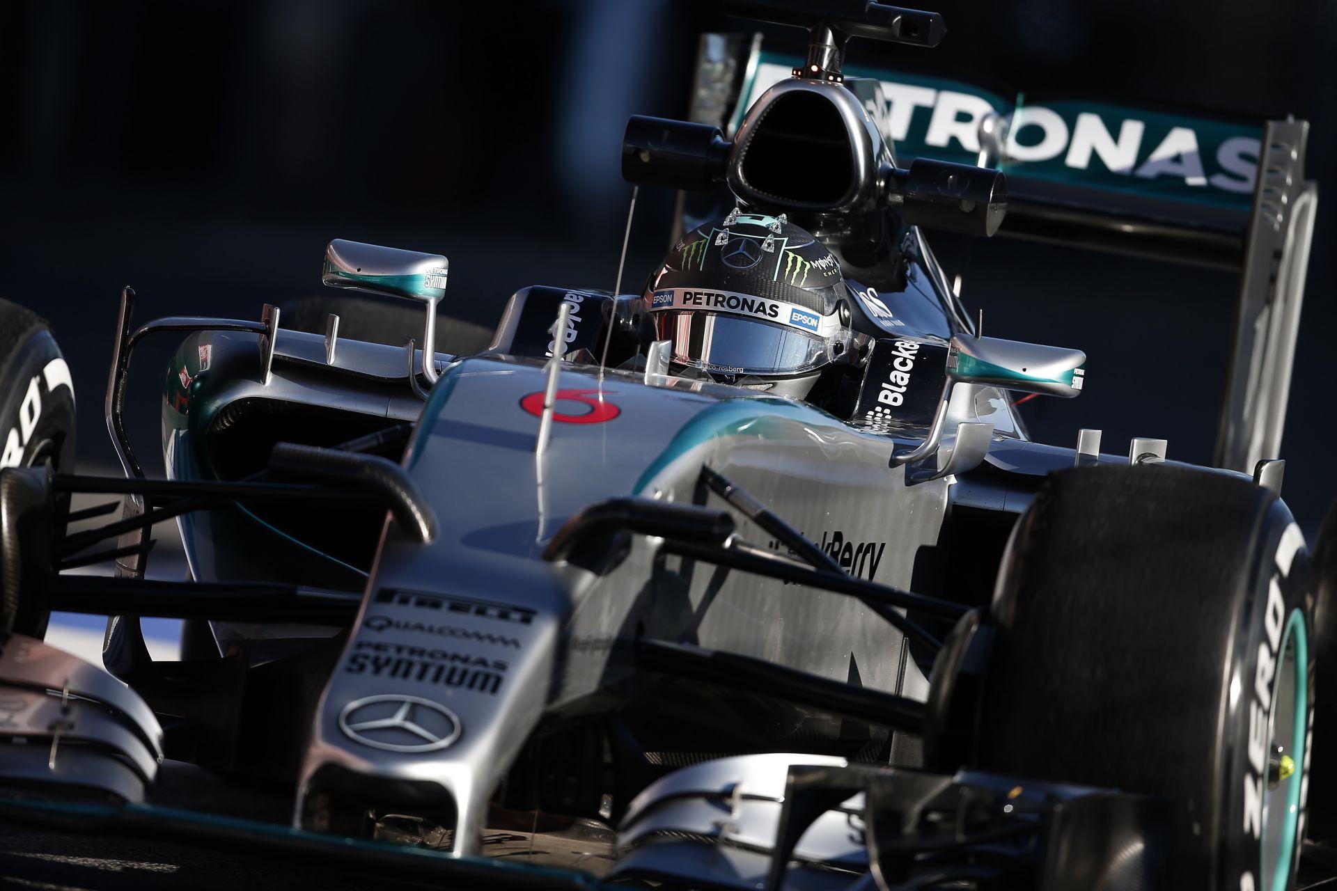 A Mercedes biztosan nem menti meg a Német Nagydíjat a Forma-1-ben