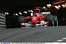 Monacói Nagydíj: Pályabejárás Schumacherrel és az üvöltő Ferrarival